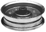 Flat Idler Pulley For Sears Craftsman # 105313X