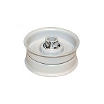Flat Idler Pulley For Sears Craftsman # 4933H